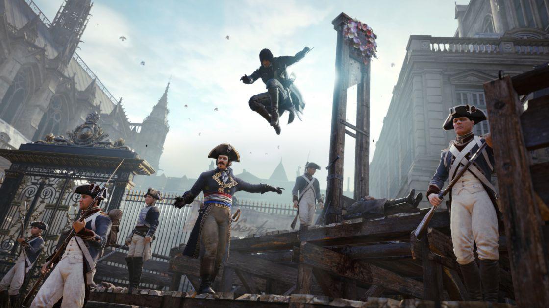 Screenshots en plaatjes Assassins Creed